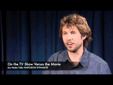 Jon Heder Talks Napoleon Dynamite