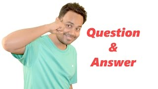 Question & Answer  #1 [Billi4You]