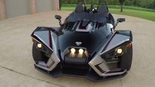 West TN 2017 Polaris Slingshot SLR used for sale black see www sunsetmotors com sl