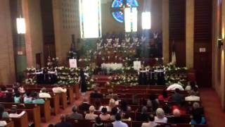 No Greater Love Georgia Mass Choir - Trinity UMC Anointed Angels Houston TX