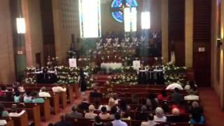 No Greater Love Georgia Mass Choir - Trinity UMC Anointed Angels Houston TX