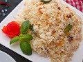 বাবুর্চি স্টাইলে বিয়ে বাড়ির শাহী পোলাও    Eid Special polao recipe    Bangladeshi Biye Barir Polao