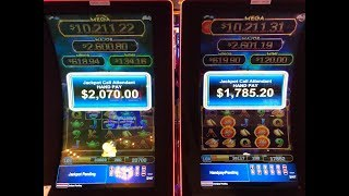 🔥ULTIMATE FIRE LINK 🔥$20 SPINS (2) HANDPAYS 🔥CHINA STREET