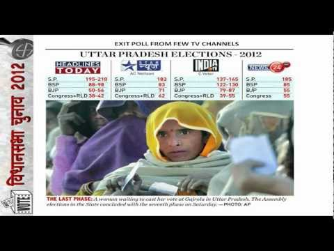 WATCH LIVE COVERAGE INDIAN STATES ASSEMBLY ELECTIONS 2012 COUNTING