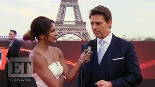 'Mission: Impossible – Fallout' Paris Premiere With Tom Cruise