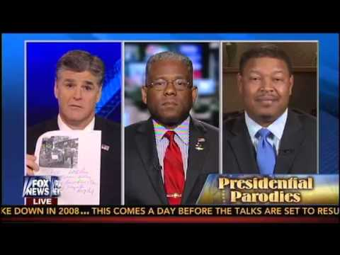 Allen West VS Steve Webb: Obama Rodeo Clown 'Hypocrisy' - Sean Hannity Show - 8/13/13