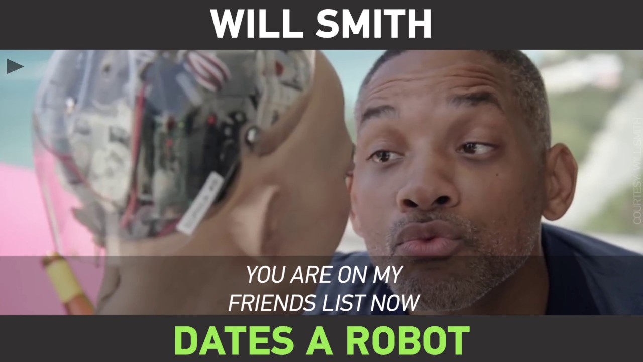 Friendzoned by bot: Will Smith puts moves on Sophia, fails miserably