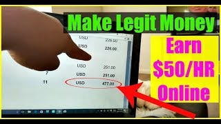 How To Make Money On The Internet Working From Home - Make Money Online Fast 2018