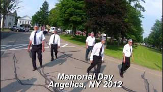 Angelica, NY Memorial Day Parade 2012 angelica14709.com