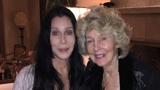 Cher's Mom Is 90 and Cher Is 70 and They're Completely Ageless