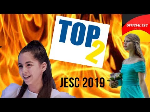 JUNIOR EUROVISION 2019 | TOP 2 |  new: Armenia