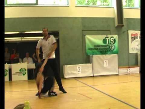 Jasmin Bergmann & Bastian Scholz - Turbo Cup 2012