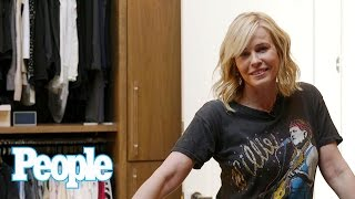 Chelsea Handler Takes PEOPLE on a Tour of Her Jaw-Dropping Closet | People