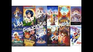 My Top 12 Favorite Non-Disney Movies
