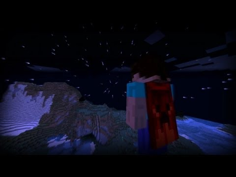 """Mine"" - A Minecraft Parody of Nicki Minaj ft Rihanna ""Fly"""