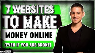 7 Websites To Make $100 A Day in 2019 [EVEN IF YOU'RE BROKE]