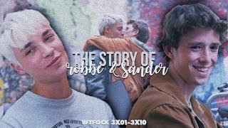 robbe and sander | full story {WTFock 3x01-3x10}