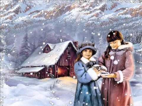Płatki śniegu -piosenki świąteczne  Gabrysia