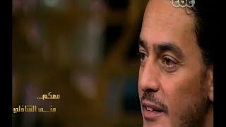 #معكم_منى_الشاذلي | شاهد لماذا قرر خالد أبو النجا ان يخطف دور فيلا 69 من شقيقه سيف