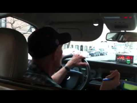 A funny ride home with Chicago Cab Driver, Stanley Johnson