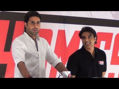 YOMICS Launch Event - Uday Chopra & Abhishek Bachchan - Part 4