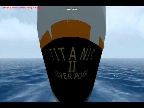 """Envel Ringtone """" RMS Lusitania Vs. RMS Titanic """" a tu ml"""