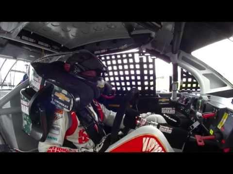 Dale Earnhardt Jr. 2014 Coke Zero 400 onboard last half from Daytona, FL