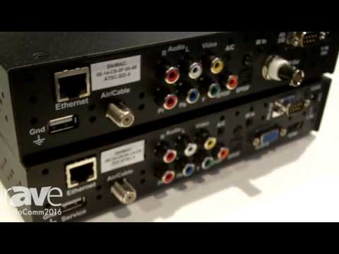 InfoComm 2016: Contemporary-Research Corporation Exhibits Tuners