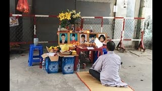 Ngõ hẻm buồn không Tết của xóm giềng với gia đình ở TP.HCM
