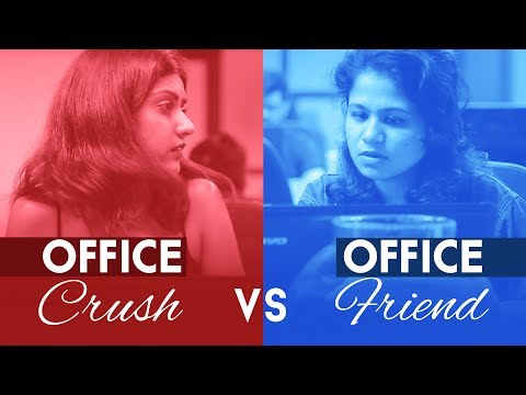 Office Crush vs Office Friend | Being Indian thumbnail