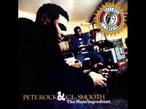 Pete Rock & C.L Smooth - Searching