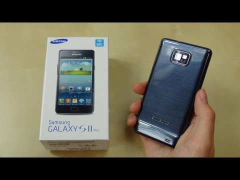 Unboxing: Samsung Galaxy S2 Plus (Deutsch)   SwagTab