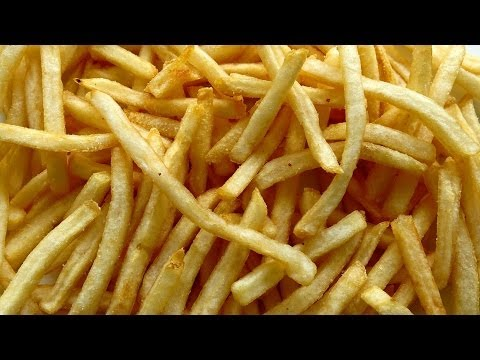 HOW TO MAKE MINI FRIES