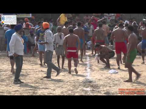 SANTUWALA (Zira) Kabaddi Tournament (HD). Aug - 2014. Part 2nd.