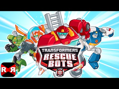 Transformers Rescue Bots: Hero Adventures - All Bots Unlocked - iOS / Android - Gameplay Video