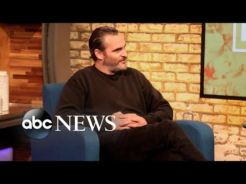 Joaquin Phoenix On His New Film 'You Were Never Really Here'