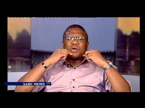 Sports Live: Fikile Mbalula on the Unite Mandela campaign