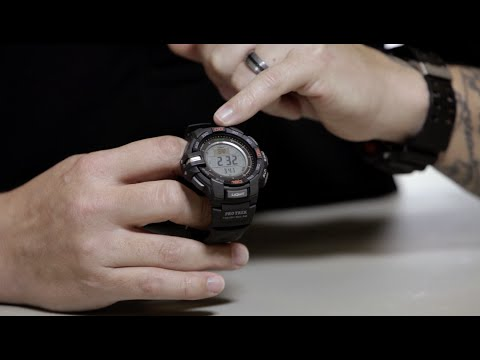 Casio ProTrek PRG270 Product Review