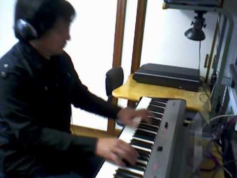 木枯らしの散歩道/JEFF/ピアノ・バージョン