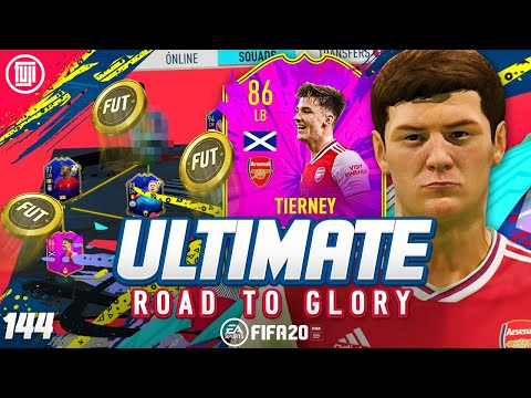 WHAT JUST HAPPENED!!! ULTIMATE RTG #144 - FIFA 20 Ultimate Team Road to Glory