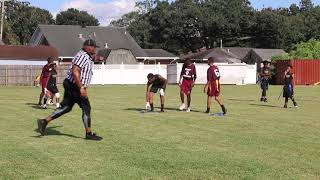 YACS VS Bishop McManus  9-21-18