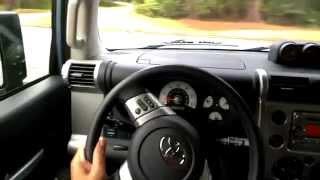 Best Detailed Walkaround 2014 Toyota FJ Cruiser 4 X 4 SUV