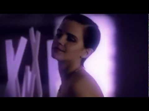 Trsor Midnight Rose Advert-Emma Watson
