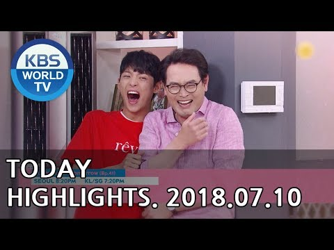 Highlights-Mysterious Personal Shopper E91/Sunny Again Tomorrow E41/1% of Friendship[2018.07.10]