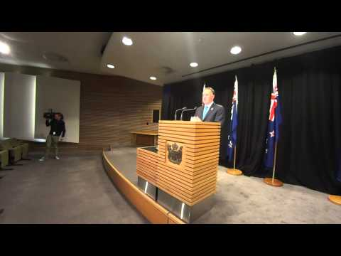 PM's Post- Cab Presser: 1 Dec 14 - Iraq Army Deployment and Foreign Fighters Surveillance Bill