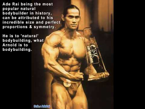 Natural Bodybuilding Legends