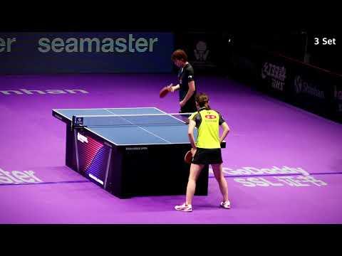 주위링 vs 이시카와 카수미 여단 준결승 / 2018 Korea Open WS Semi-Final /Zhu Yu Ling vs Ishikawa Kasumi