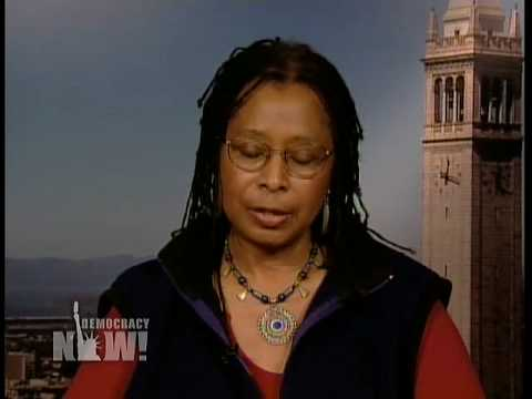 Alice Walker interviewed on Democracy Now! on Obama's First White House Visit as Pres-Elect(1 of 3)