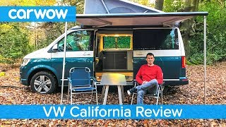 New VW Camper - Volkswagen California 2019 in-depth review