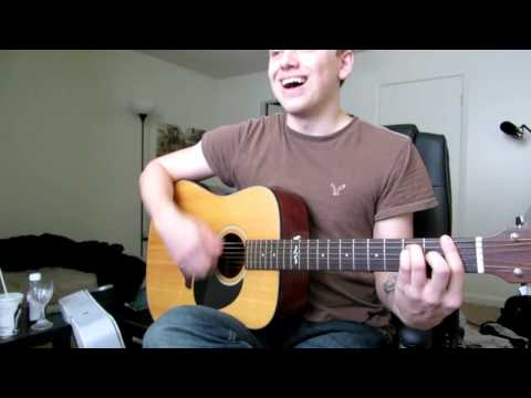 Hallelujah acoustic cover - Chris Greene
